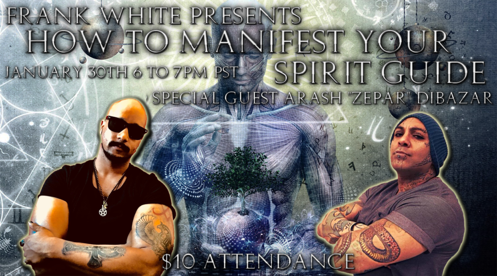 How To Manifest Your Spirit Guide 1