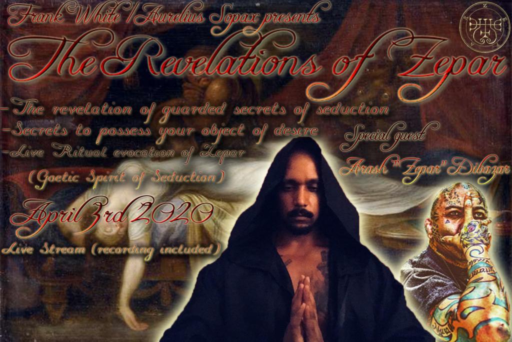 The Revelations of Zepar 1
