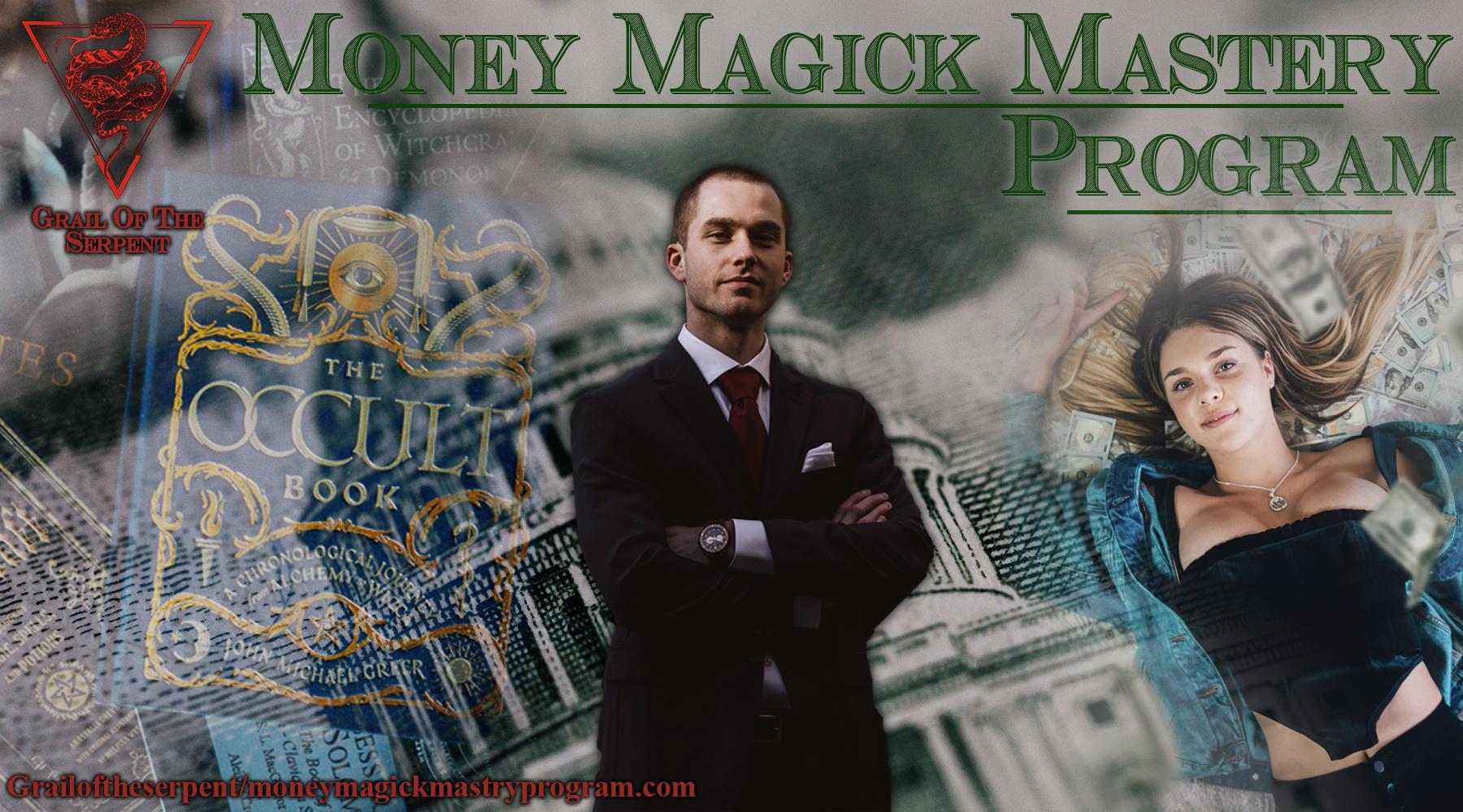 6 Month Money Magick Mastery Program